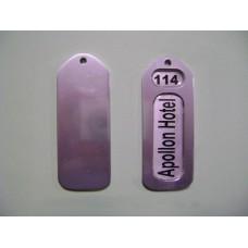 BRAL-3 Magnetic Key fob Aluminum